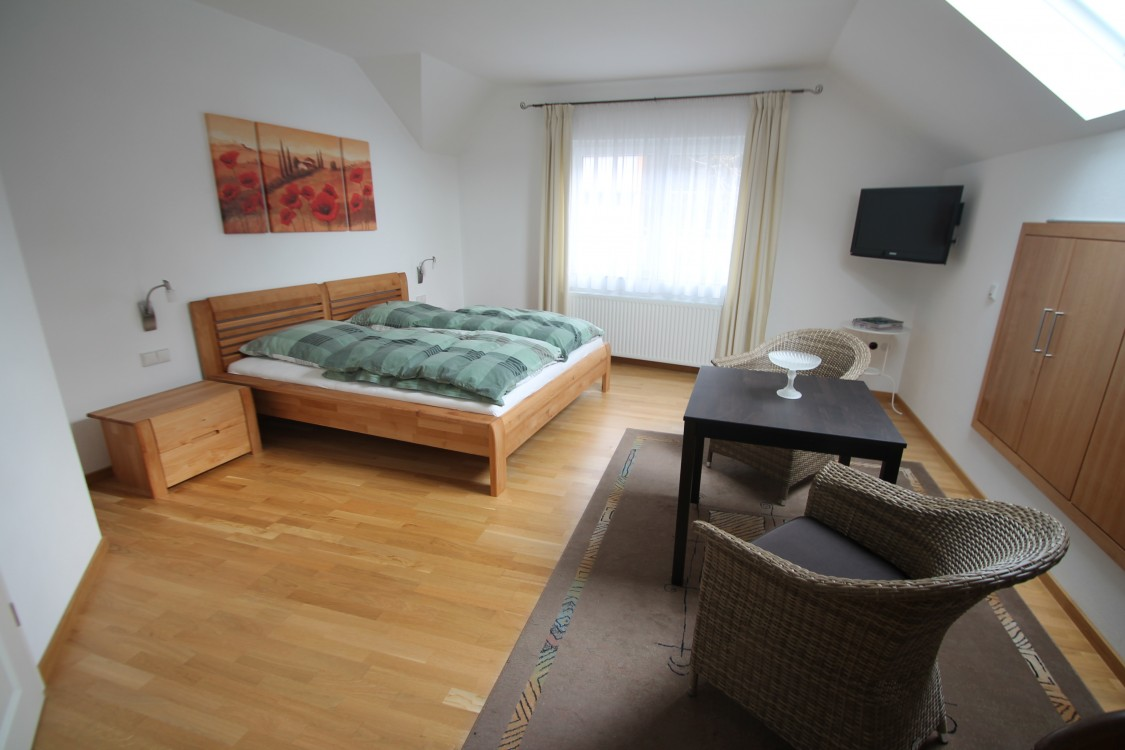 Hitzlay - Wohnbereich